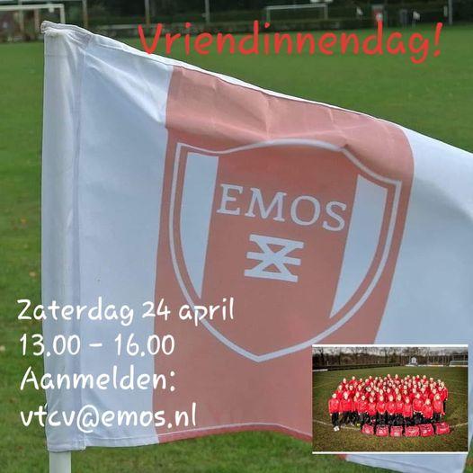 24 april EMOS vriendinnendag
