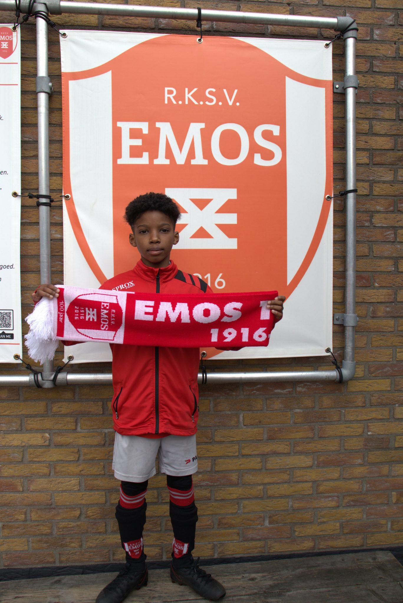 EMOS talent Adam naar FC Twente/Heracles academie