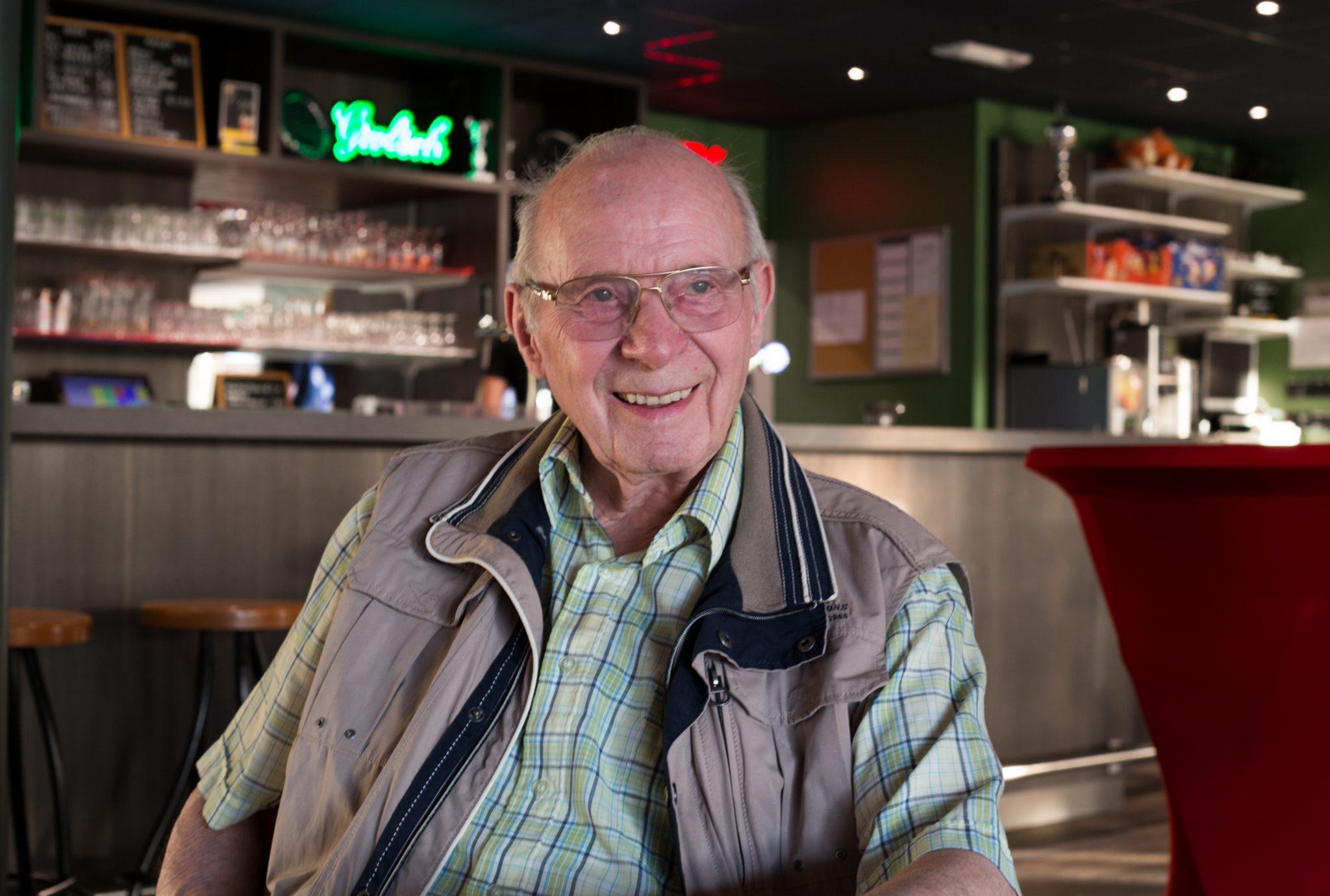 Gerrit Ticheloven 80 jaar EMOS-lid!