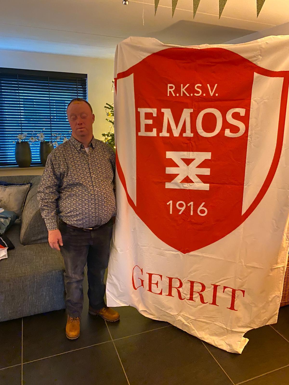 Hiep Hiep Hoera Gerrit is 50 jaar!